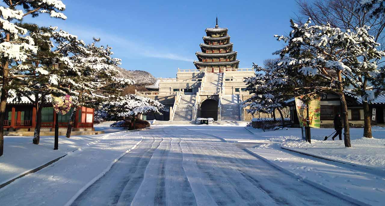 KHÁM PHÁ HÀN QUỐC MÙA ĐÔNG: SEOUL - ĐẢO NAMI - LOTTTE WORLD