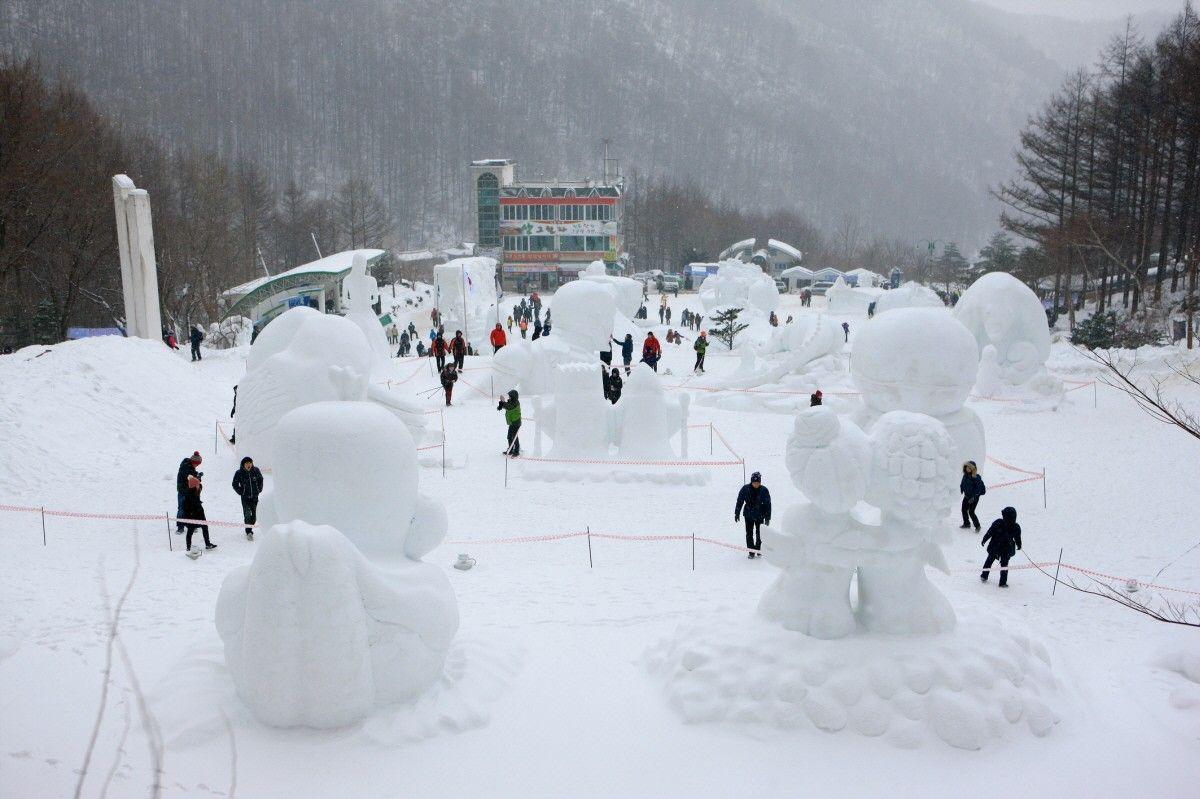 Khám phá mùa đông Hàn Quốc: Seoul – Nami – Lotte World – Trượt Tuyết