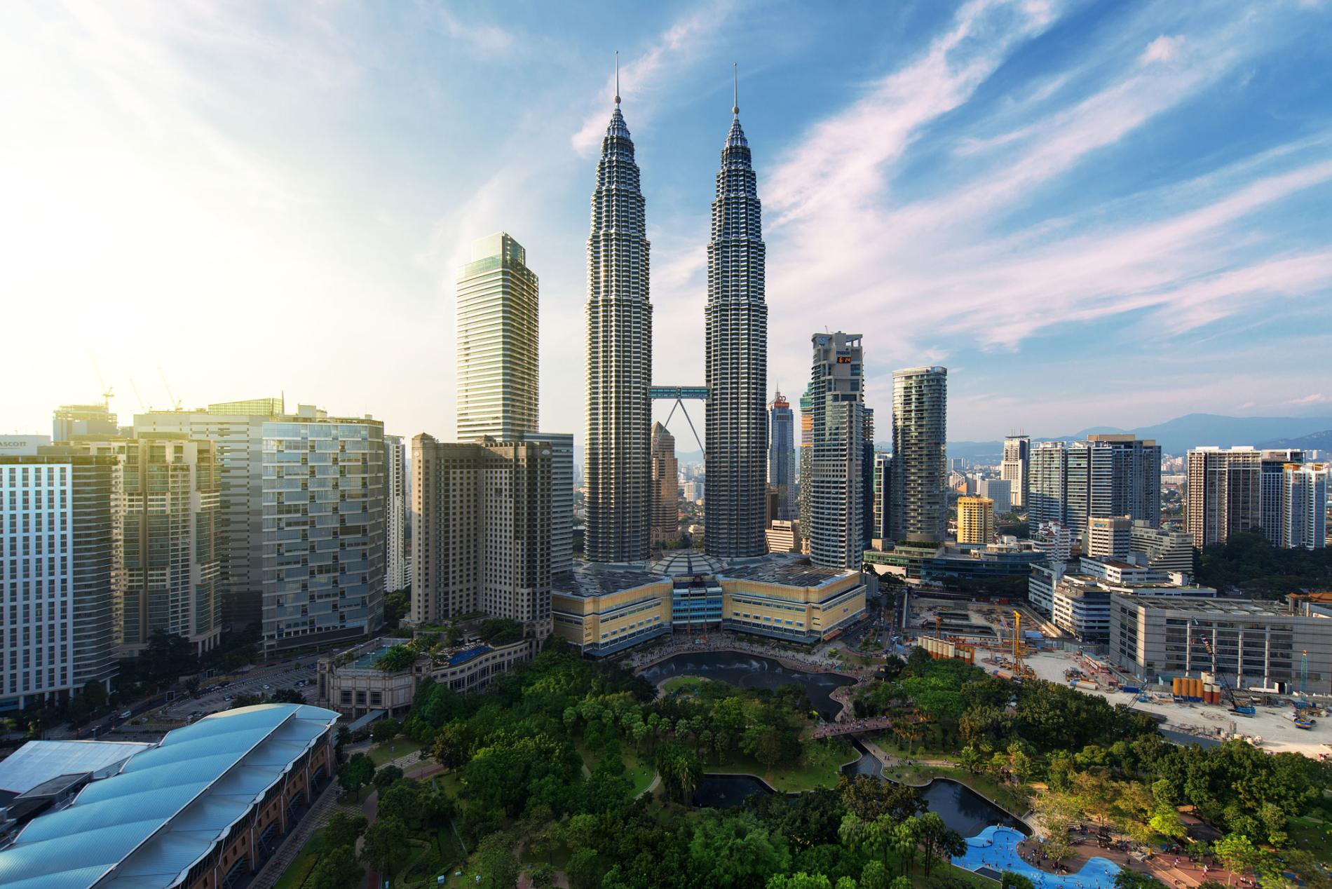 Một hành trình 2 điểm đến SINGAPORE - MALAYSIA
